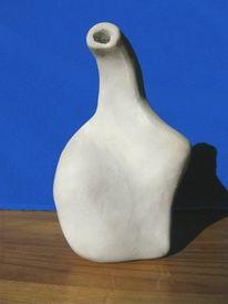 Skulptur, Ton, Plastik, Abstrakt